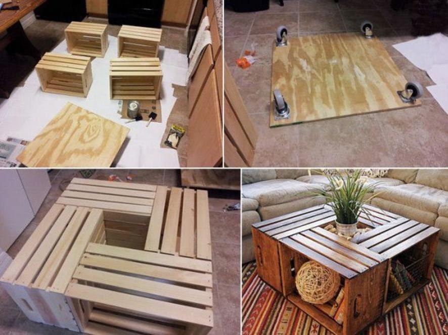 Дизайн мебель своими руками