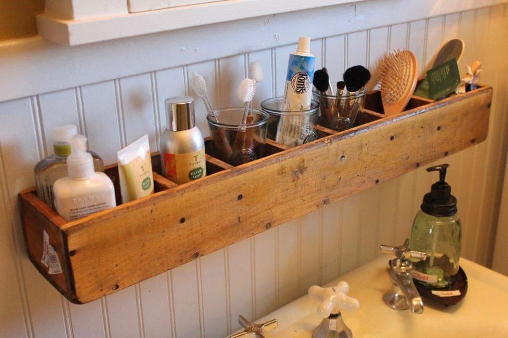 Как сделать ящик в ванную своими руками