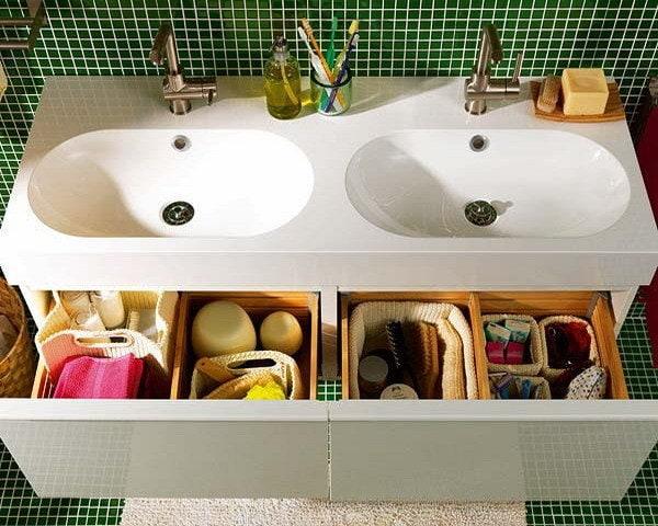 Мелочи для ванной комнаты