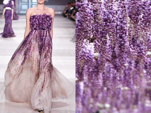 Giambattista Valli Couture Fall платье
