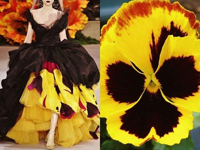 Christian Dior платье