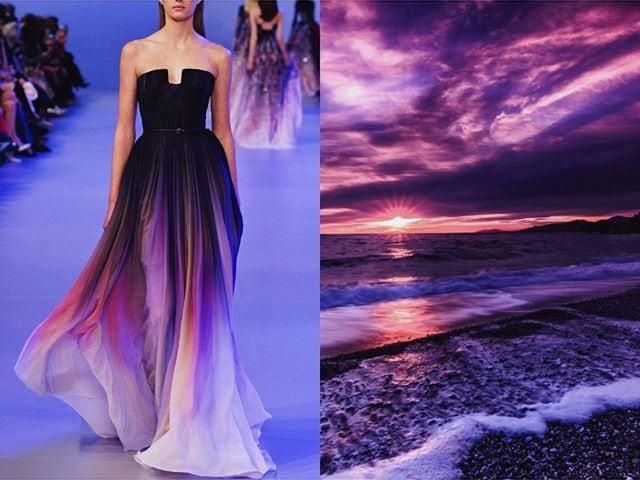 Elie Saab платье