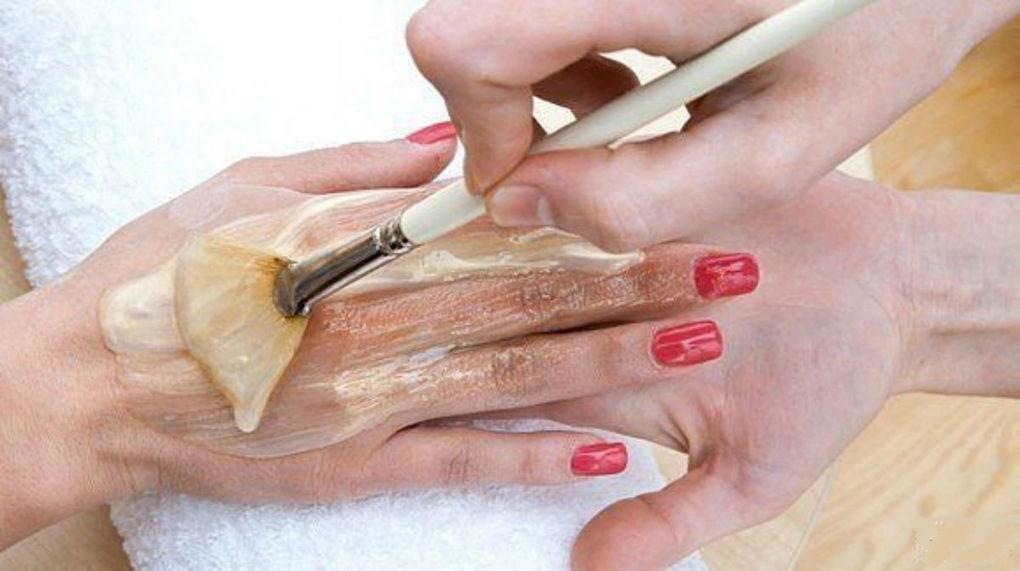 Как осветлить кожу руки в домашних условиях