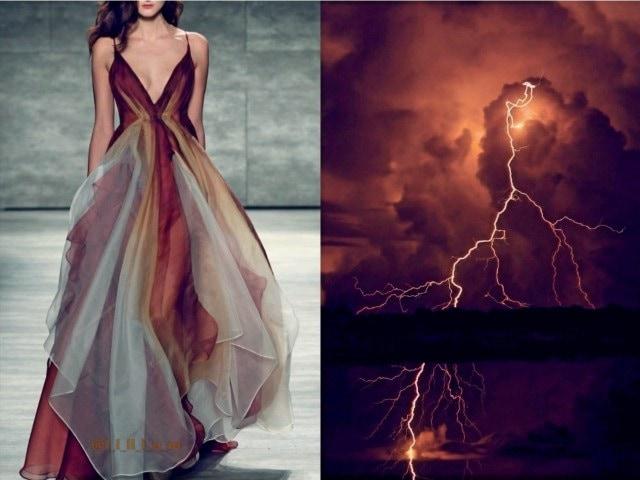 Leanne Marshall Fall платье