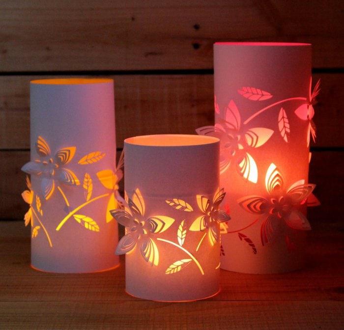 lampen-aus-papier-diy-lampe-bastelideen
