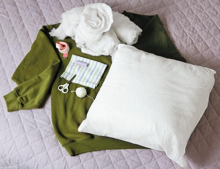 материалы для подстилки из свитера
