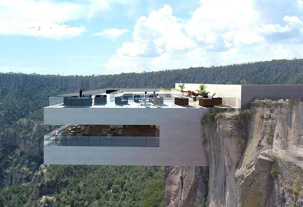 Архитекторский проект компании Tall Arquitectos.