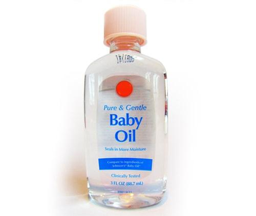 детское масло