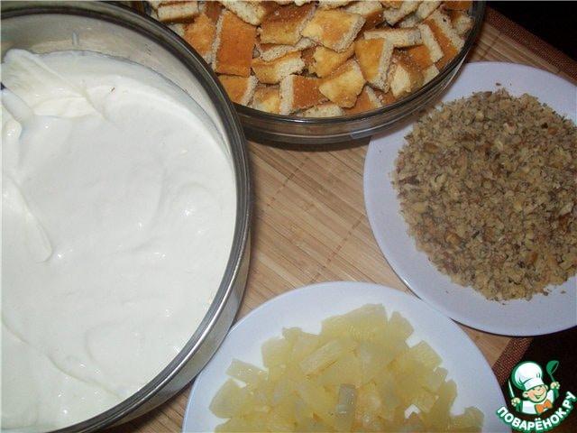 пошаговый рецепт торта панчо