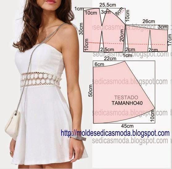Платья для девочек и выкройки фото схемы