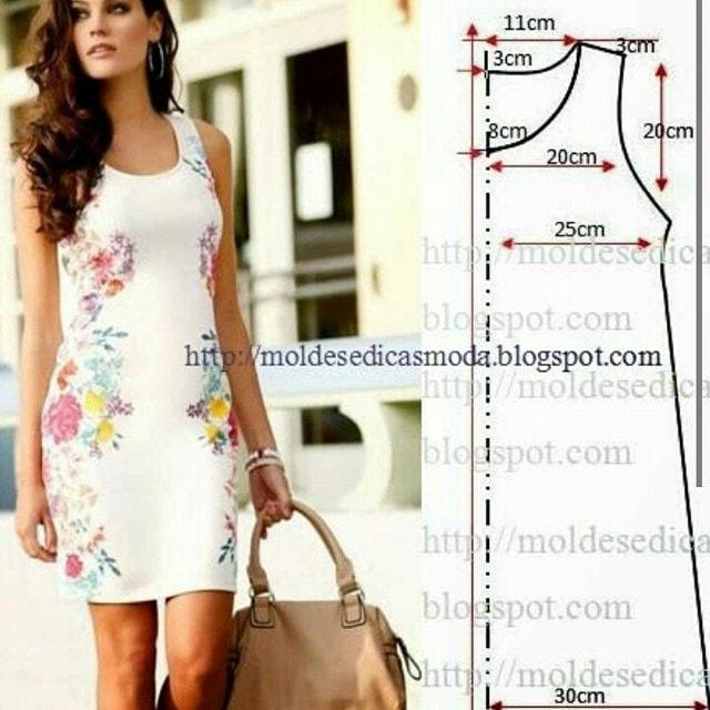 Платье сарафан на лето выкройки
