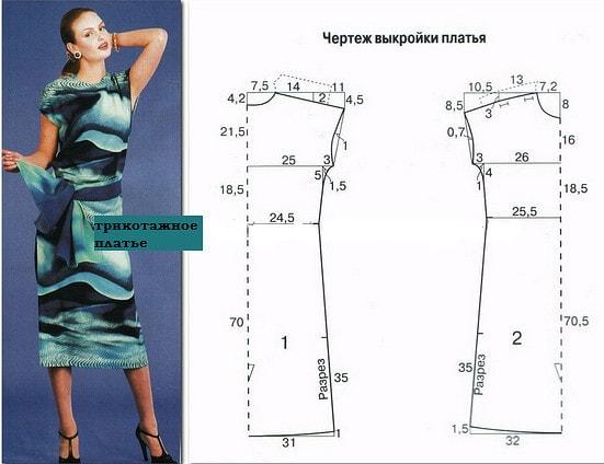 Как сшить платья своими руками для начинающих выкройки