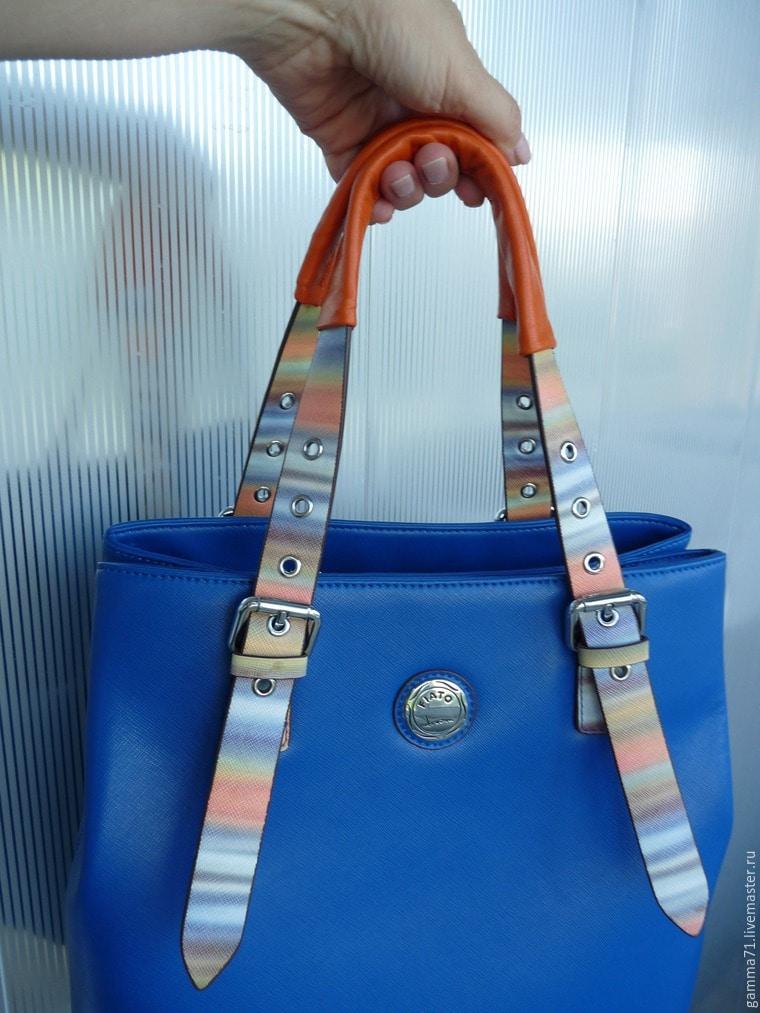 Ручки сумки ремонт
