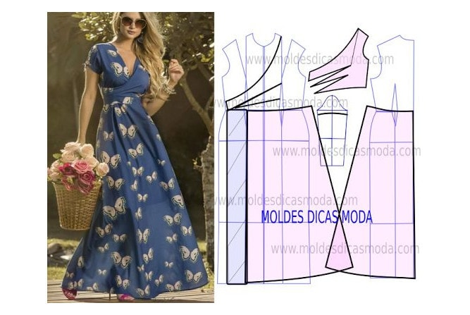 Платья юбки блузки выкройки