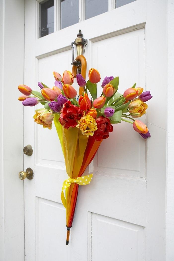 original bouquet of flowers