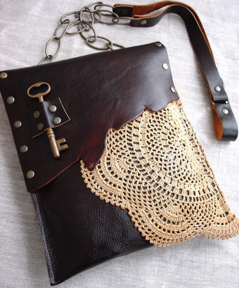 Декорирование сумки своими руками фото