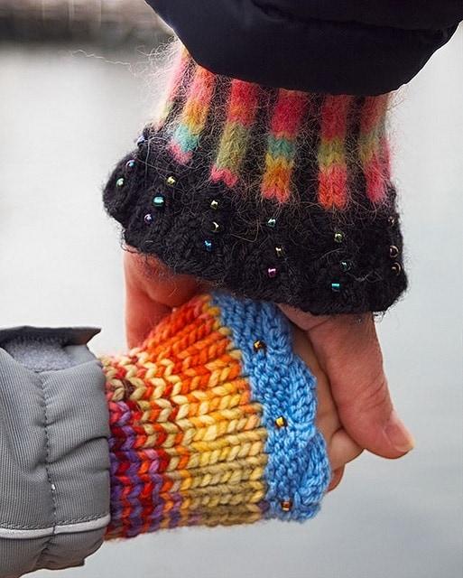 Море идей для переделок-не выбрасывайте старые свитера!