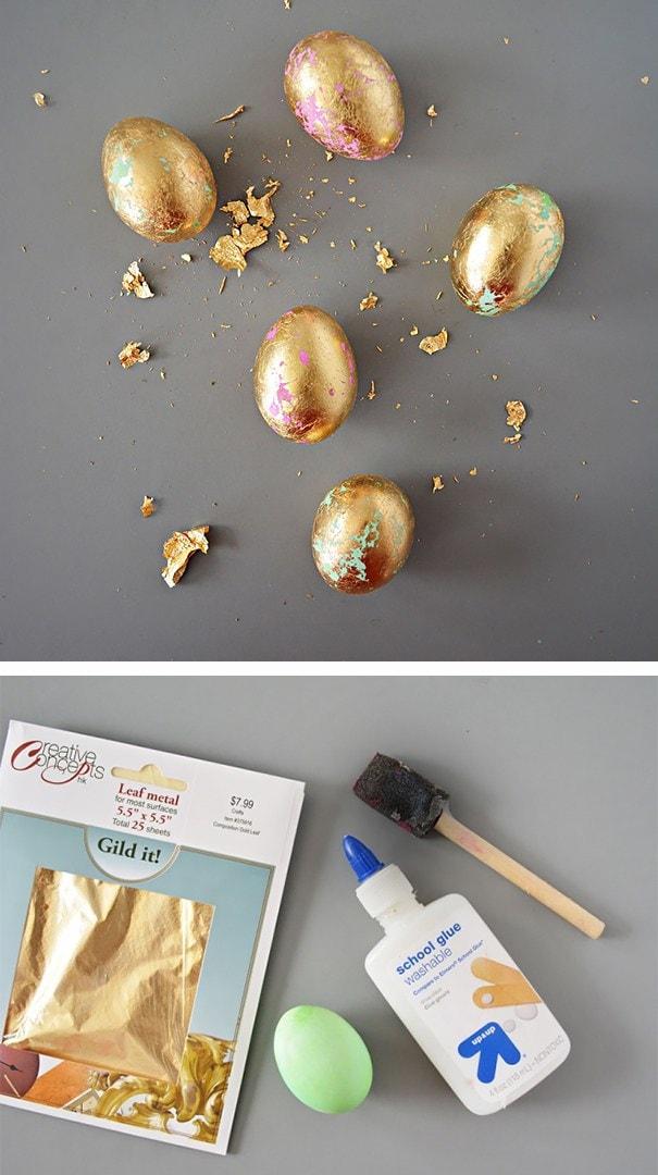 20 креативных идей по оформлению пасхальных яиц... Вдохновляйтесь и вооружайтесь!