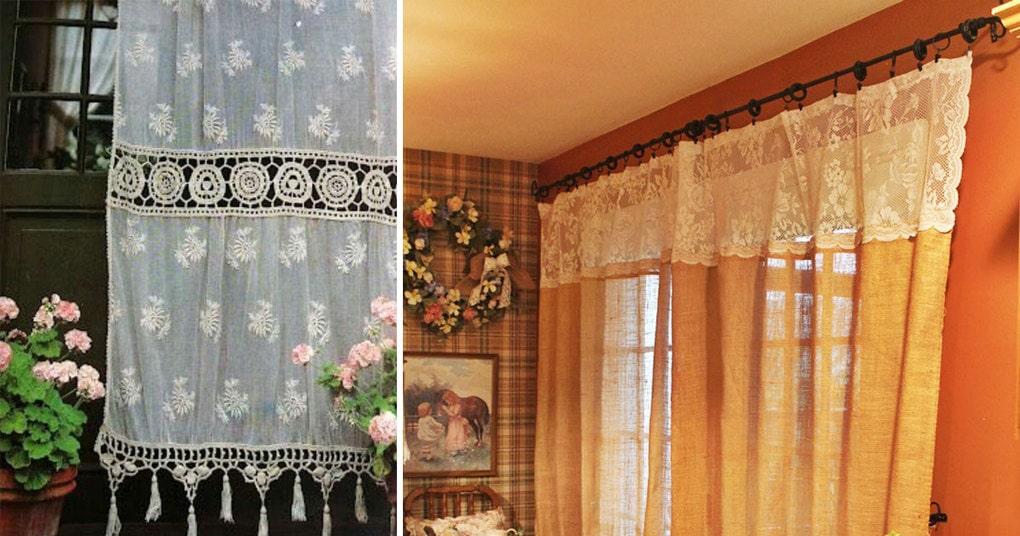 Новые шторы своими руками 62