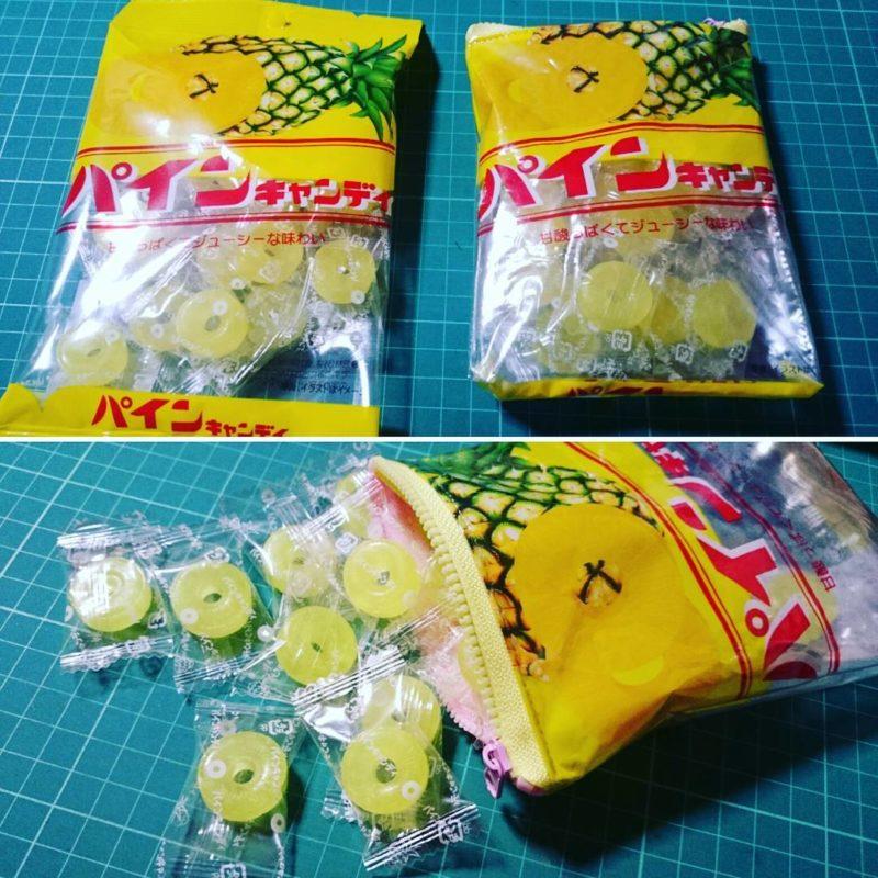 пакетик от конфет