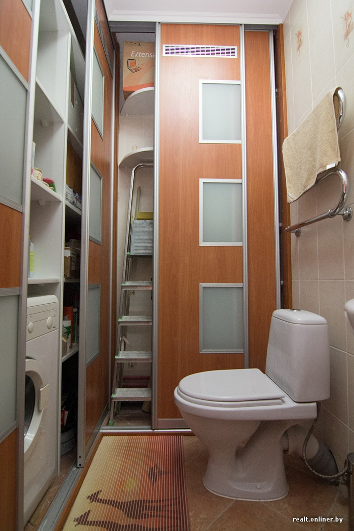 Ремонт в туалете своими руками с нуля