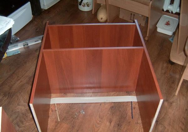 Мебель кухонная изготовление своими рук