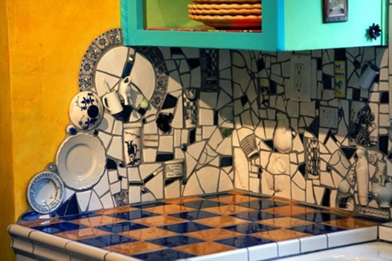 Ceramic tile layout tool