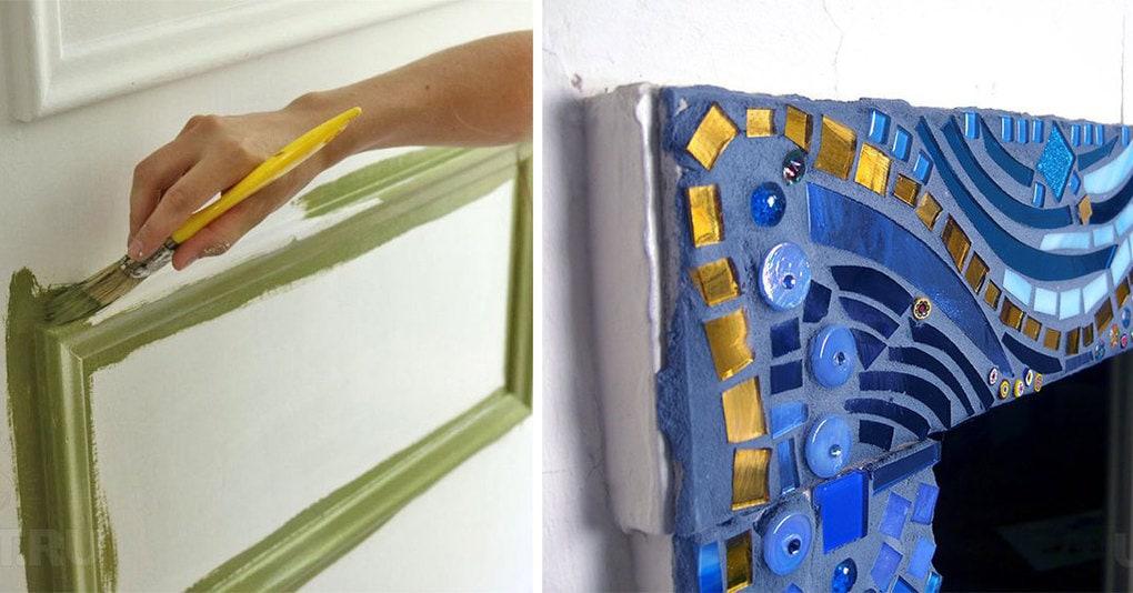 Как своими руками украсить дверь 191