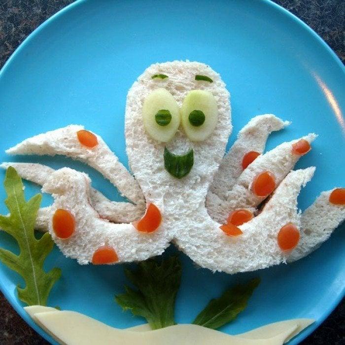 Бутерброды на детский праздник рецепты с фото