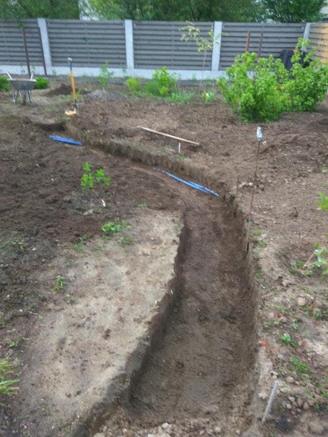 Садовые дорожки своими руками: простые и экономные способы 77