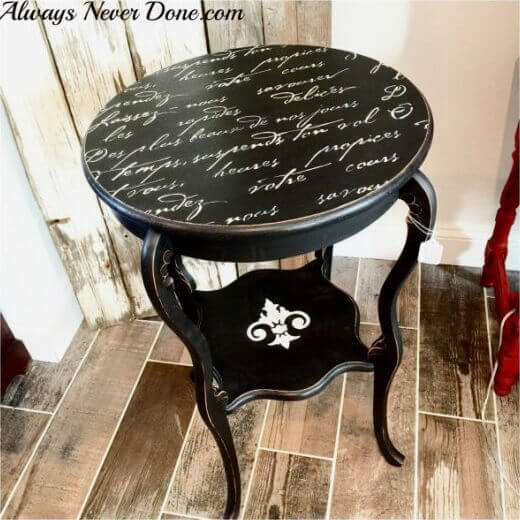 Простой и оригинальный декор стола — 2 мастер-класса - Своими руками