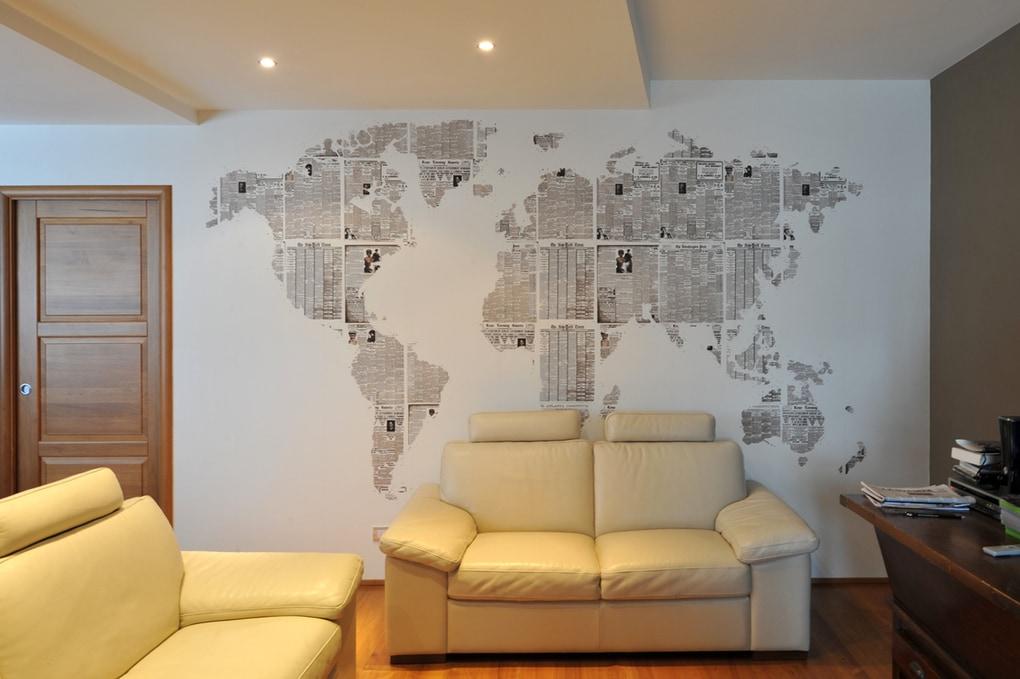 Украсить квартиру своими руками дешево