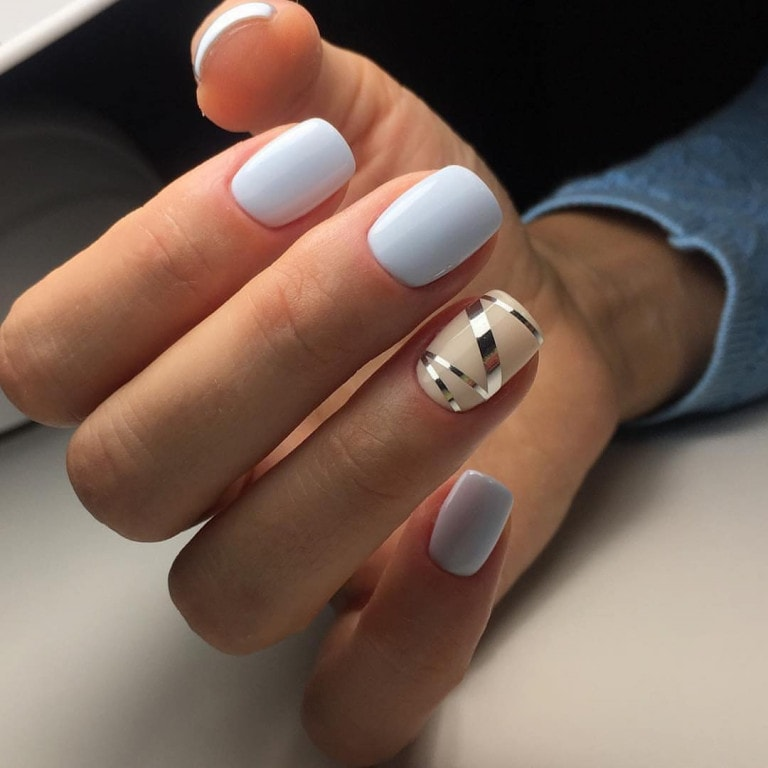 ногти, которые подходят к любому наряду