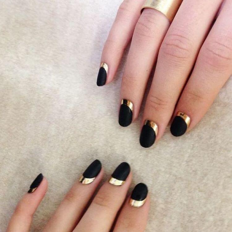 серповидные ногти
