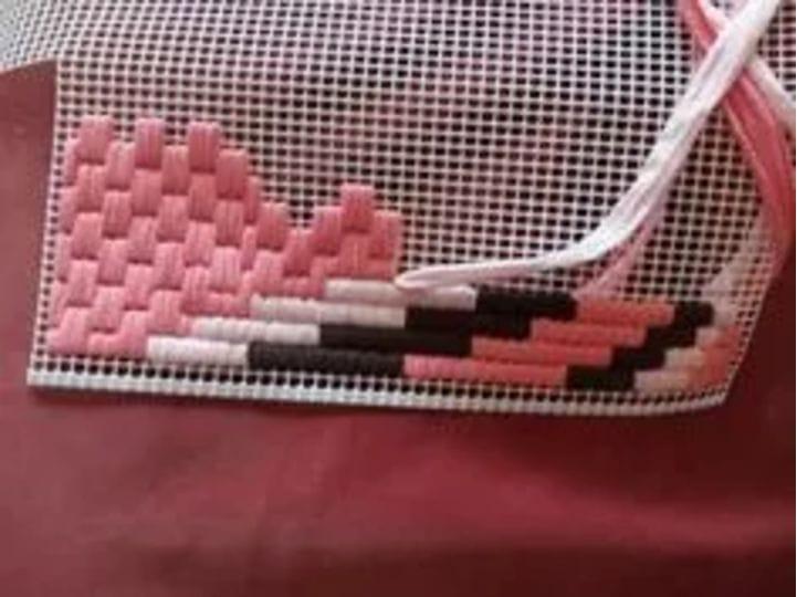 вышивка барджелло