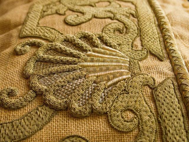 ткань для вышивки шелком