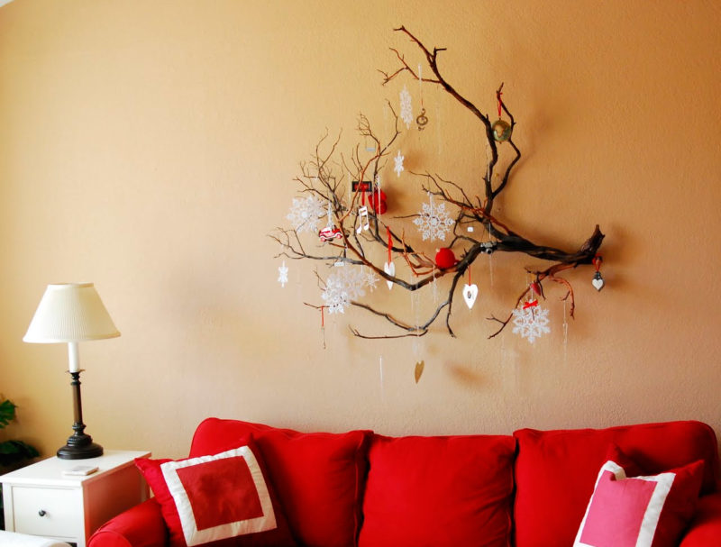 Украшение стен в квартире своими руками фото 41