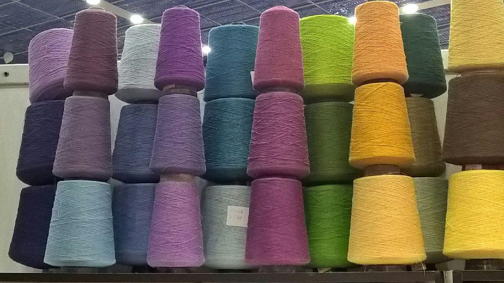 Пряжа из льна для вязания 92