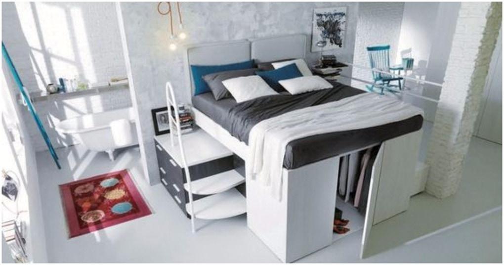 Идеи для маленьких квартир своими руками 88