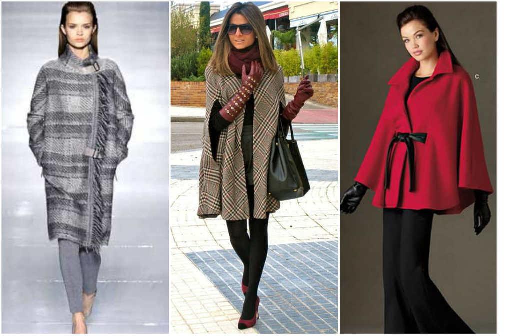 1fefa5ed0a6 Впечатляющие модели пальто из одного куска ткани!