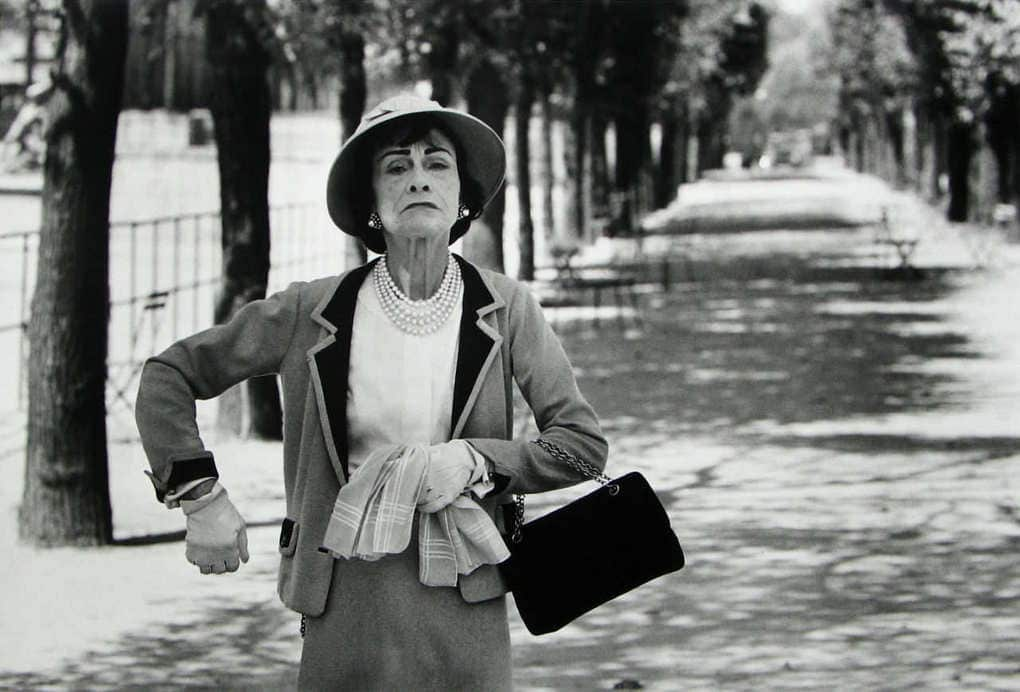 cocochanel Coco chanel: coco chanel, french fashion designer who ruled over parisian haute couture for almost six decades among her now-classic innovations were the chanel suit, the quilted purse, costume jewelry, and the little black dress.