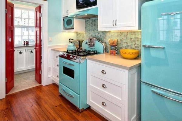 retro-Küche