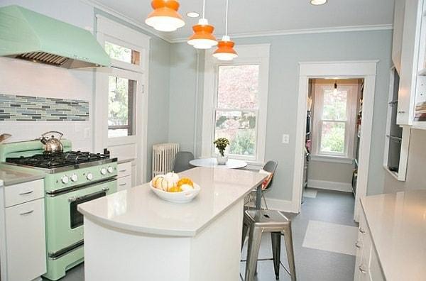 Küchen Im Retro Stil retro küche