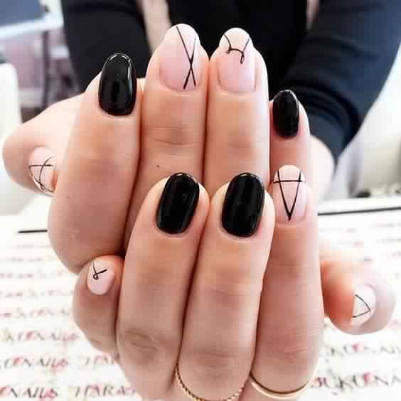 Актуальная длина ногтей
