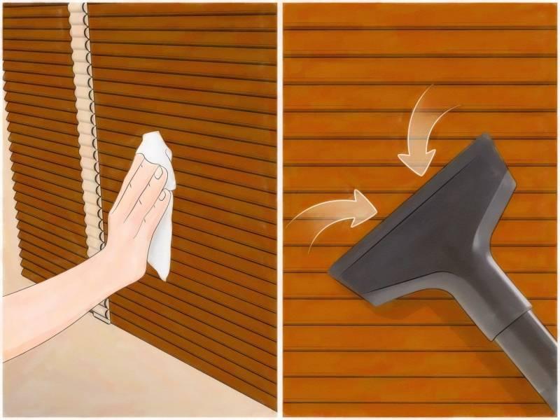 10 способов, как помыть жалюзи быстро и эффективно
