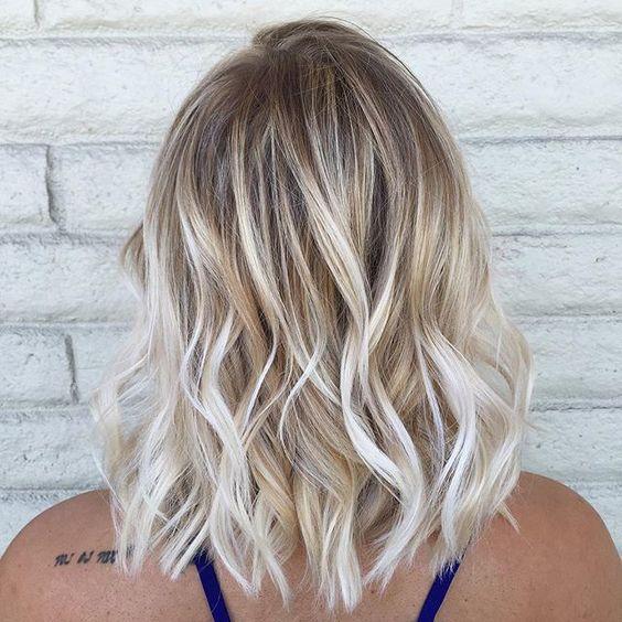 Техника смоки-блонд, новый тренд в окрашивании, который покорил сердца модниц