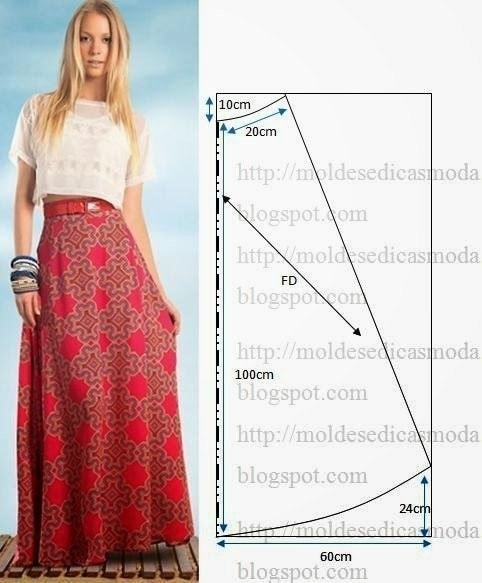 6adcf1c9a61 Юбка из прямоугольного куска ткани. Подбираем юбки для фигуры ...