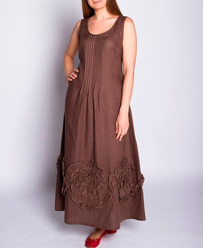 8d65cd88dcd Платье-трапеция идеально для женского гардероба  выкройки и ...
