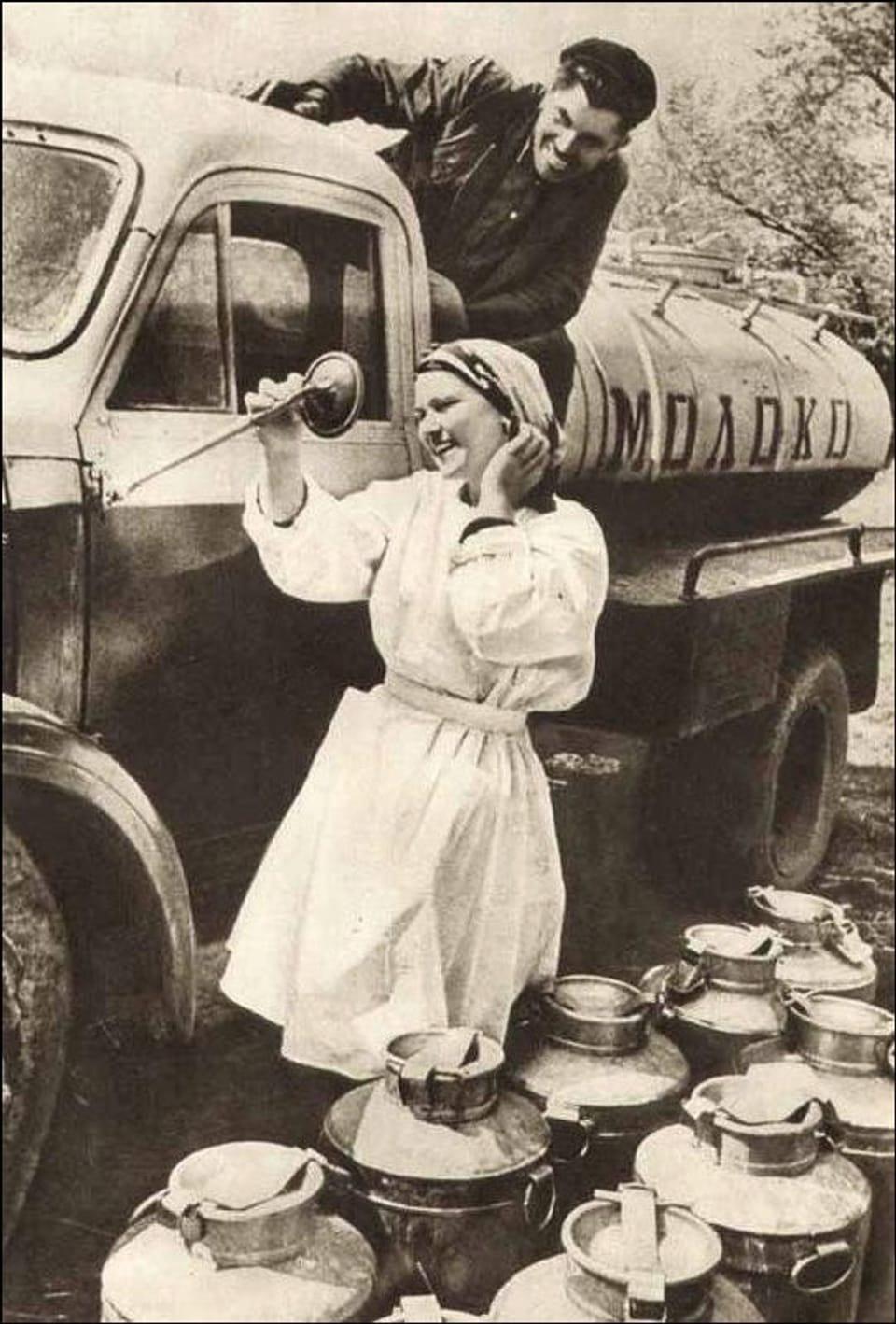 советская жизнь