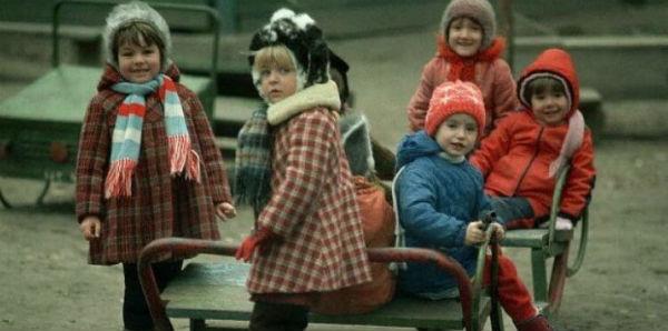 советская одежда для детей